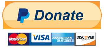 PayPal donatie button